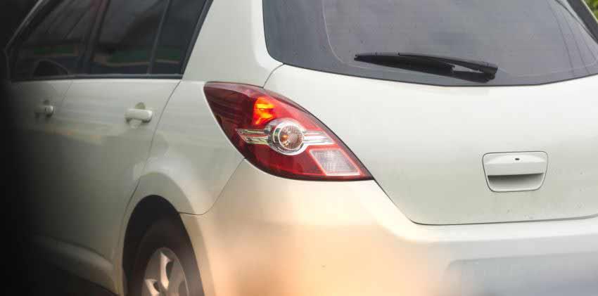 calor dentro coche
